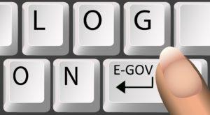 Сайты электронного правительства